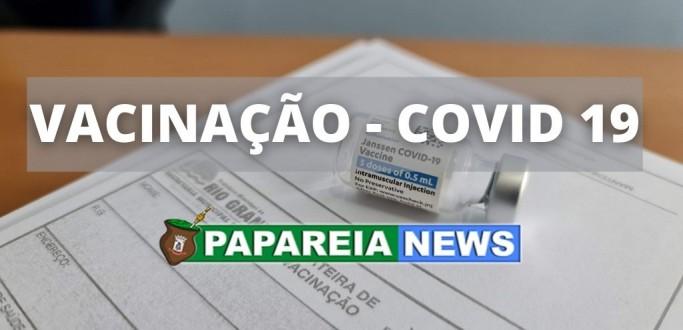 BRASIL CHEGA A 40% DA POPULAÇÃO COMPLETAMENTE VACINADA CONTRA A COVID-19