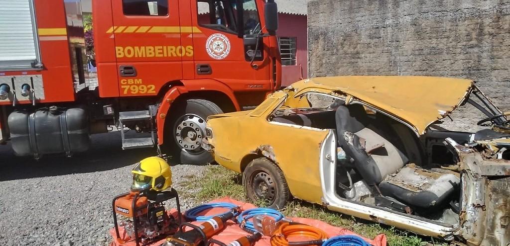 BOMBEIROS DE SLS COMPLETAM SETE ANOS DE ATUAÇÃO