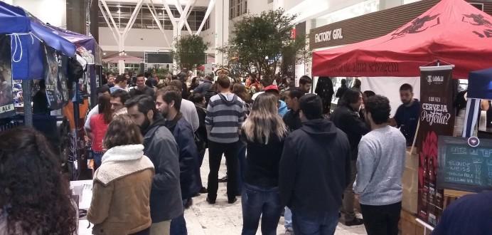 FESTIVAL DE CERVEJAS ARTESANAIS É UMA DAS ATRAÇÕES DESTE FINAL DE SEMANA