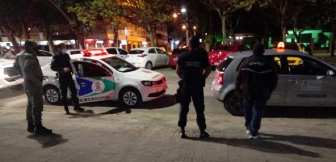 FINAL DE SEMANA FOI MARCADO POR FISCALIZAÇÕES EM RIO GRANDE