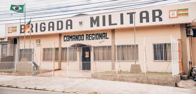 POLICIAL ATINGIDO POR PEDRADA EM ARROIO GRANDE PASSARÁ POR CIRURGIA NESTA TERÇA-FEIRA