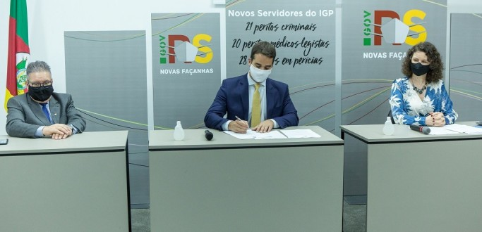IGP FORMA 69 NOVOS SERVIDORES