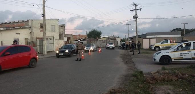 6º BPM REALIZA OPERAÇÃO CONJUNTA COM ÓRGÃOS MUNICIPAIS NO COMBATE À CRIMINALIDADE