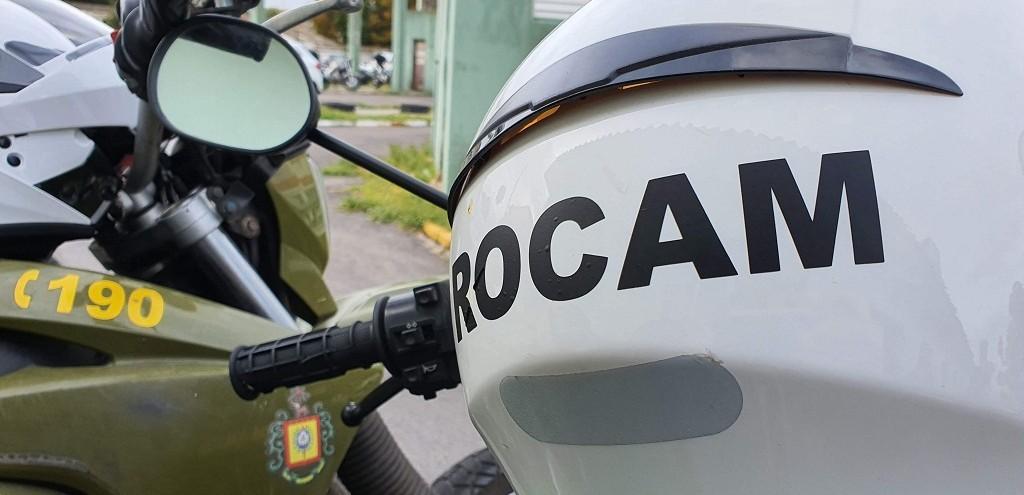 ROCAM PRENDE DUAS PESSOAS POR DESCUMPRIMENTO DE PRISÃO DOMICILIAR