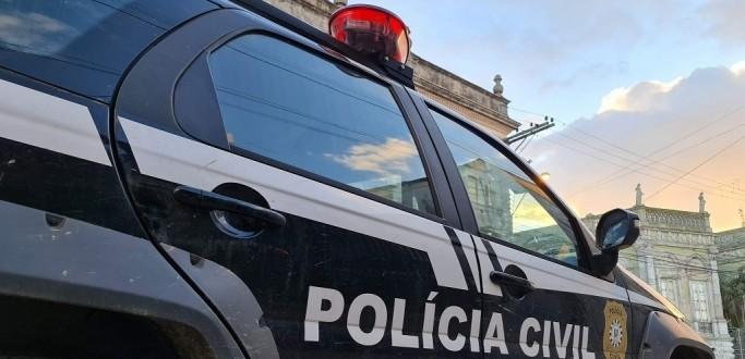 POLÍCIA CIVIL PRENDE HOMEM POR AMEAÇA EM RIO GRANDE