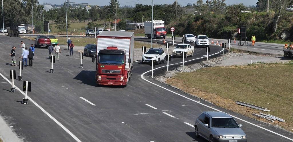 DNIT LIBERA MAIS 5 KM DA DUPLICAÇÃO DA BR 116