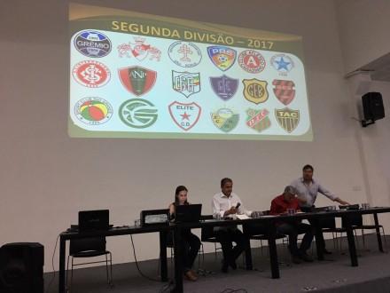 FGF REALIZOU CONGRESSO TÉCNICO DA SEGUNDA DIVISÃO E ANUNCIOU PARTICIPAÇÃO DA DUPLA GRENAL