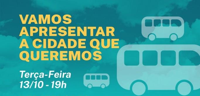 SEGUNDA LIVE SOBRE MOBILIDADE URBANA ACONTECE NESTA TERÇA-FEIRA, ÀS 19H