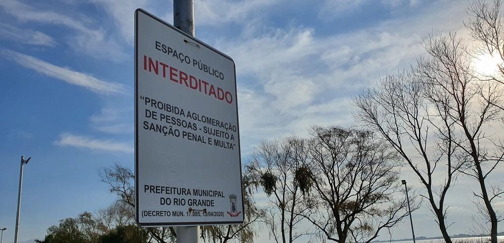 MESMO COM DECRETO MUNICIPAL, RINCÃO DA CEBOLA E HENRIQUE PANCADA REGISTRAM MOVIMENTAÇÃO