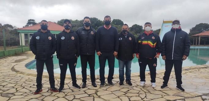SÃO PAULO UTILIZARÁ COMPLEXO ESPORTIVO DO RIO GRANDE