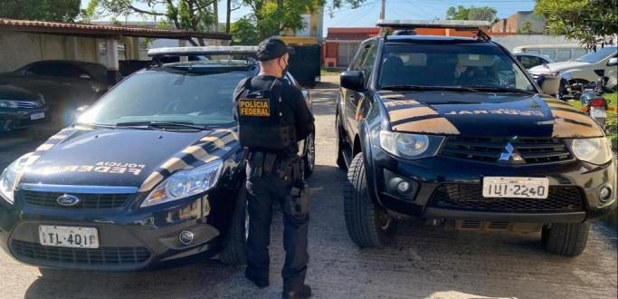 PF CUMPRE MANDADOS EM OPERAÇÃO QUE INVESTIGA CRIMES DE PECULATO NA CAIXA ECONÔMICA DE JAGUARÃO