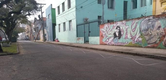 COMERCIANTES E MORADORES SOFREM COM O FURTO DE FIOS NA ZONA CENTRAL