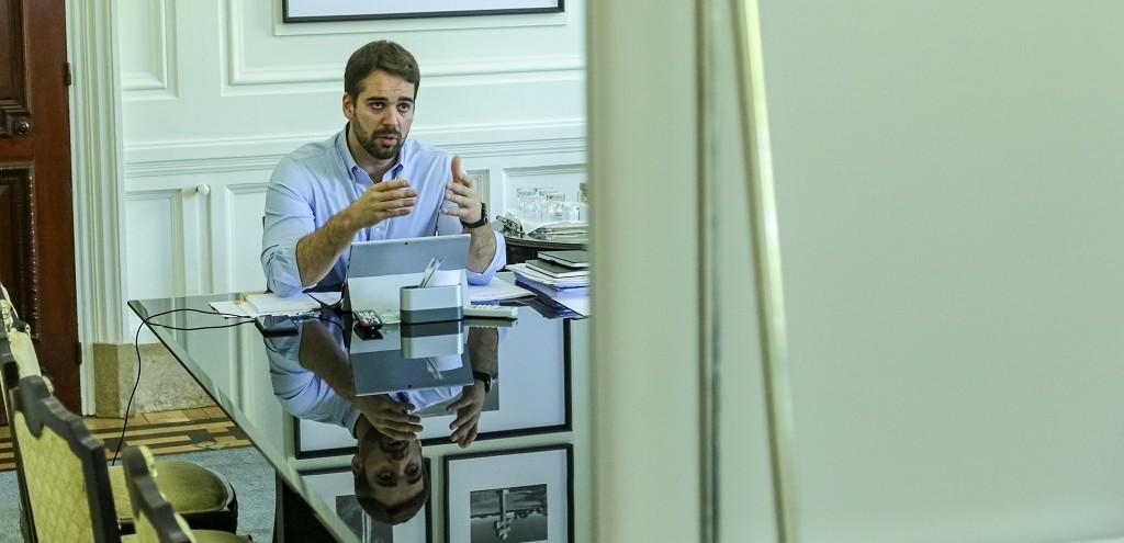GOVERNADOR ANUNCIA MEDIDAS RELACIONADAS A CLIENTES DA CORSAN