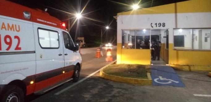 POLICIAIS RODOVIÁRIOS SALVAM BEBÊ RECÉM NASCIDA COM SINAIS DE AFOGAMENTO EM RG