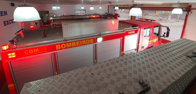 SÉRIE SOLDADOS DO FOGO VAI ABORDAR A ROTINA DO CORPO DE BOMBEIROS DE RIO GRANDE