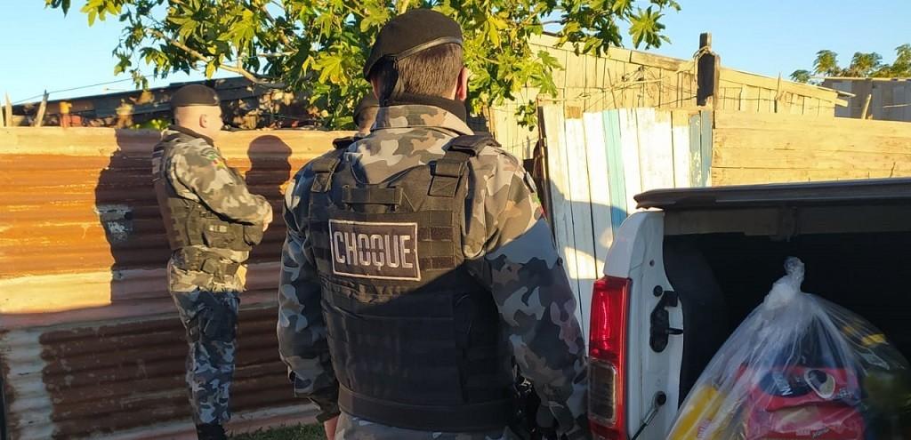 ANIVERSÁRIO DO 5º BATALHÃO DE CHOQUE É COMEMORADO COM AÇÕES SOLIDÁRIAS, EM PELOTAS