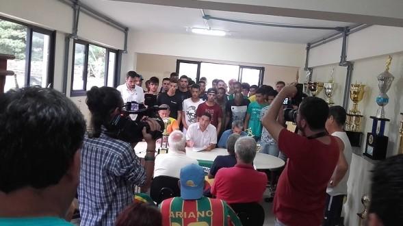 RIO GRANDE APRESENTA ELENCO PARA A TEMPORADA 2017