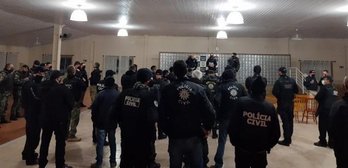 OPERAÇÃO INTEGRADA PRENDE INTEGRANTES DE ORGANIZAÇÃO CRIMINOSA, EM PELOTAS