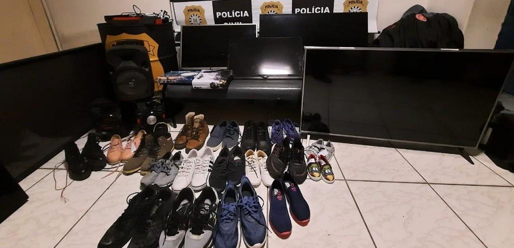 POLÍCIA CIVIL DESARTICULA ORGANIZAÇÃO QUE PRATICAVA FURTOS EM RG