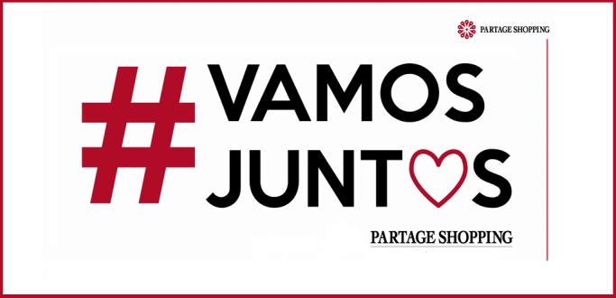 PARTAGE SHOPPING LANÇA CAMPANHA #VAMOSJUNTOSRIOGRANDE