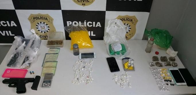 OPERAÇÃO DA PC COMBATE ROUBOS DE VEÍCULOS E HOMICÍDIOS EM RIO GRANDE