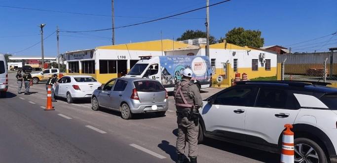 PRE REALIZA OPERAÇÃO EMPATIA NO TRÂNSITO