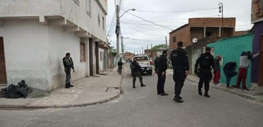 OPERAÇÃO INTEGRADA BUSCA COMBATER E REDUZIR OS ÍNDICES DE CRIMINALIDADE EM RG