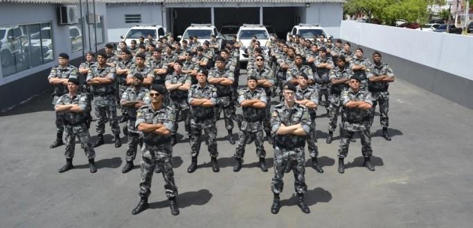 5º BATALHÃO DE POLÍCIA DE CHOQUE - A TROPA DE ELITE DA ZONA SUL