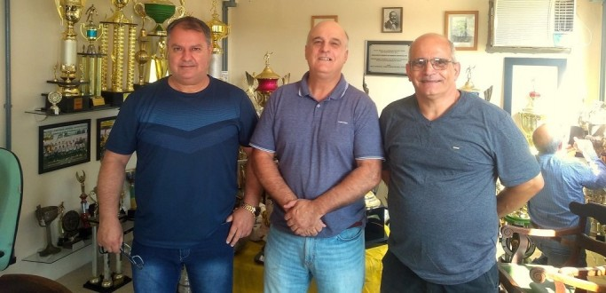 ELEIÇÃO NO SPORT CLUB RIO GRANDE CONDUZ CLÁUDIO DIAZ À PRESIDÊNCIA