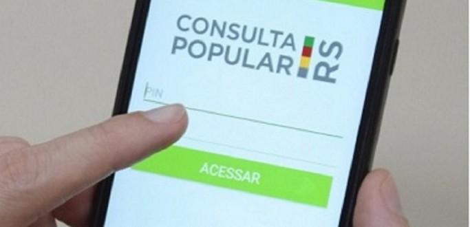 GOVERNO PAGA MAIS DE R$ 15 MILHÕES EM PROJETOS DA CONSULTA POPULAR