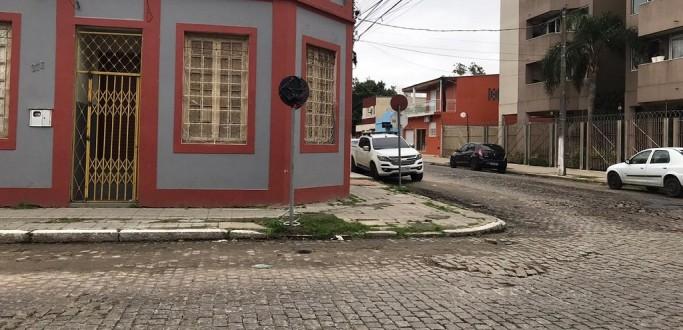 SANTA TECLA PASSA PARA MÃO ÚNICA A PARTIR DE SEGUNDA-FEIRA, EM PELOTAS